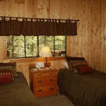 dude ranch lodging