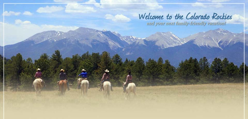 Colorado Dude Ranch All Inclusive Vacation