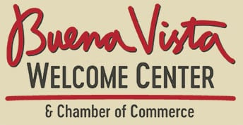 Buena Vista Welcome Center Logo