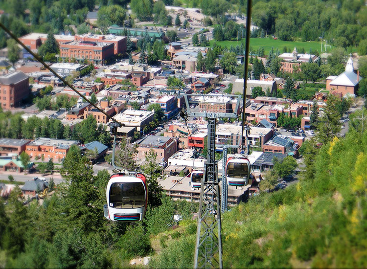Aspen Colorado Gondola